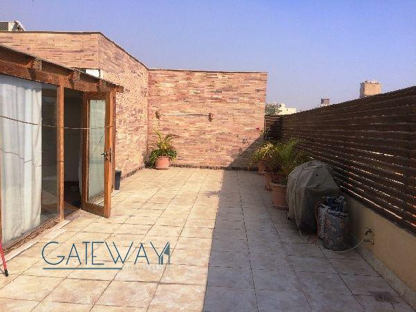 Furnished Penthouse for Rent in Maadi Royal Gardens 2