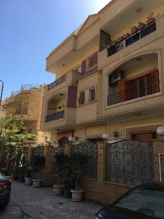 Finished Duplex For Sale, in New Cairo, Districrt No. 1 ( Hay 1 )