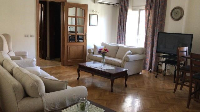 Furnished Apartment For Rent In New Cairo