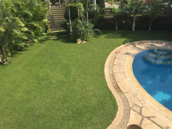 Furnished Villa for Rent in Katameya Residence Compound