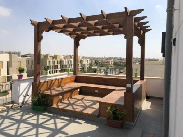 Semi-Furnished Penthouse for Rent in Westown Compound