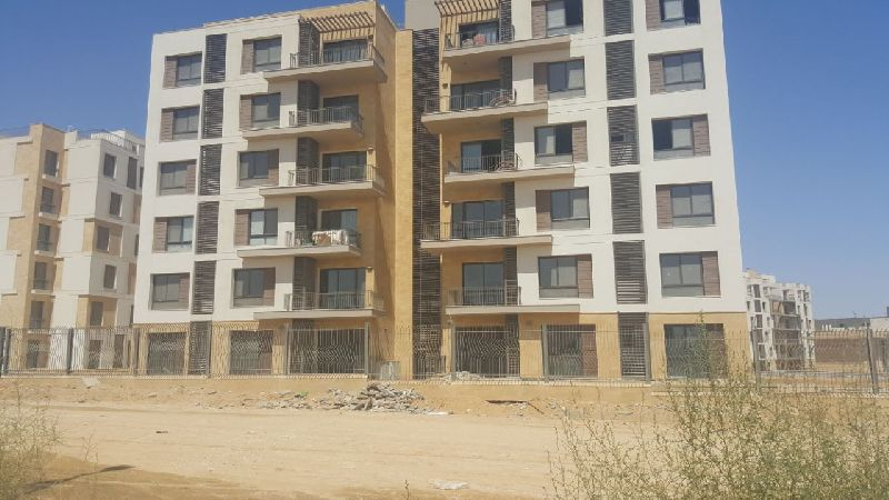 Apartment 154m2, Semi Finished, For Sale in Eastown New Cairo
