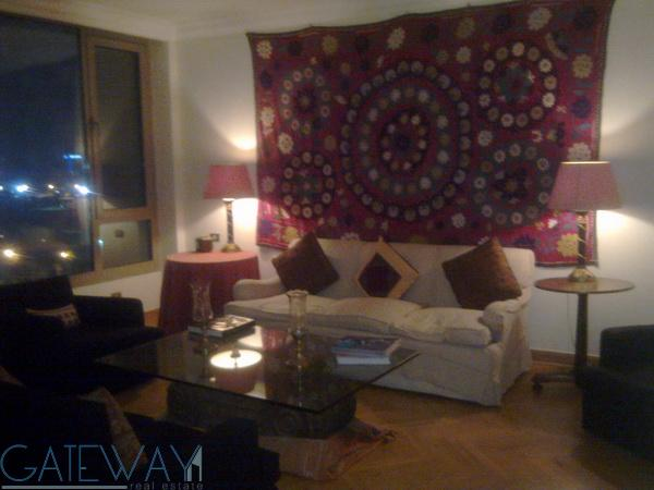 ( Ref:1283) Furnished Apartment for Rent in Zamalek