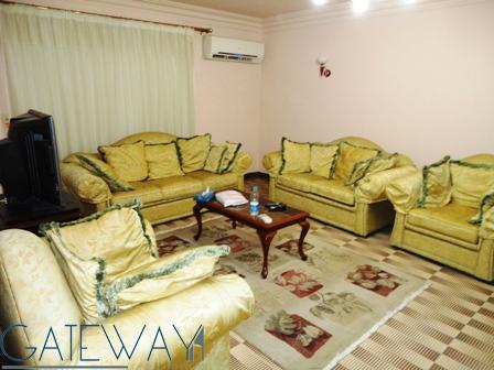 (Ref:1755) Furnished Apartment for Rent in Garden City