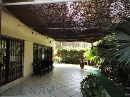 (Ref:1767) Semi-Furnished Ground Floor for Rent in Maadi Sarayat
