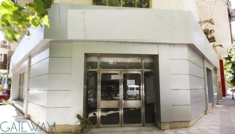 Unfurnished Retail Space for Rent in Zamalek