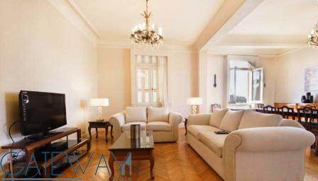 Fully Furnished Apartment for Rent in Zamalek - Nile view.