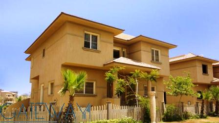 Unfinished Villa for Rent / Sale in Moon Valley.