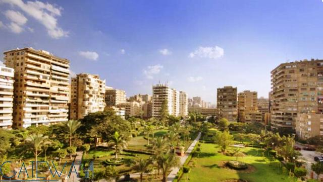 Unfurnished Apartment for Sale in Nasr City - Open Greens view.