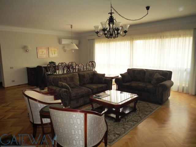 (Ref:2562) Furnished Apartment for Rent in Mohandseen.