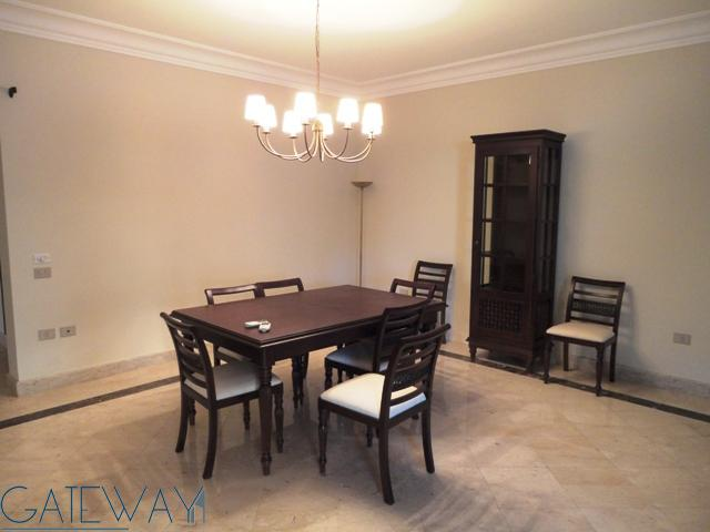 (Ref:2632) Semi-Furnished Apartment for Rent in Maadi