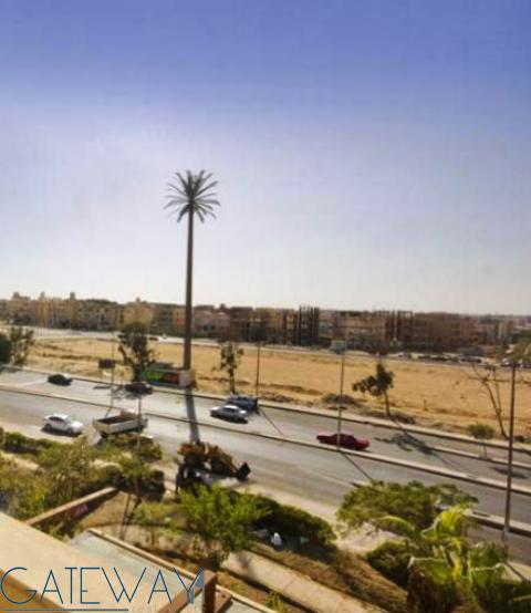 Unfurnished Apartment for Sale in 6th of October with Open View