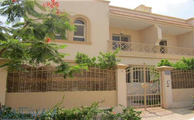 Semi-Furnished TwinHouse for Rent in Greens Compound with Private Garden.