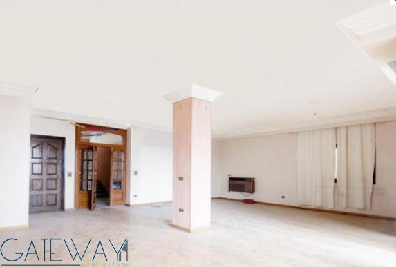 Semi-Furnished Apartment for Sale in Nasr City with Greens View