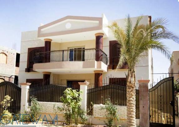 Unfurnished Apartment for Rent in El Shorouk City with Greens View