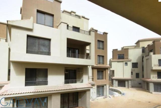 Semi-Finished Duplex for Sale in Casa Compound with Garden View.