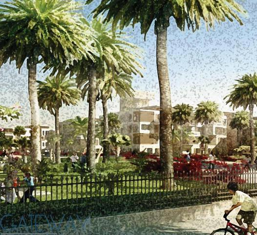 Apartments , Duplexes , Villas & Townhouses in Westown New Cairo for Sale.