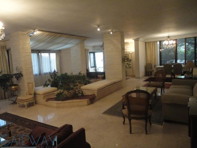 Fully Furnished Apartment for Rent / Sale in Maadi Sarayat