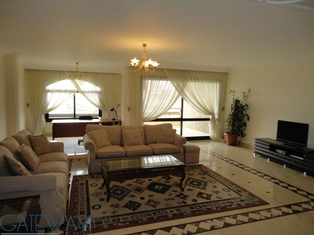 Service Apartment for Rent in Maadi.