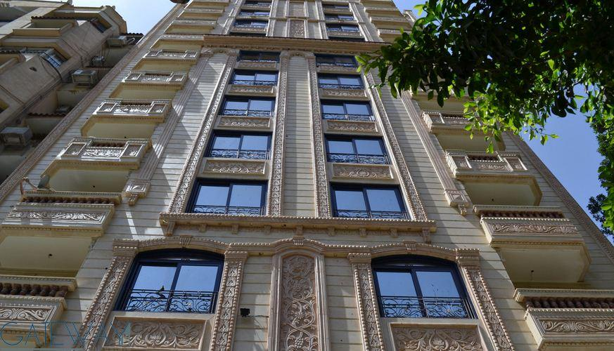 Unfinished Apartments for Sale in Dokki.