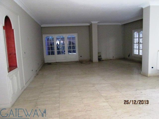Semi Furnished Ground Floor for Rent and Sale in Maadi .