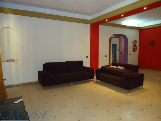 (Ref:3807) Semi-Furnished Apartment for Rent in Giza