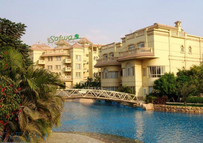 Apartments, Villas for Rent in El Safwa Compound - New Cairo