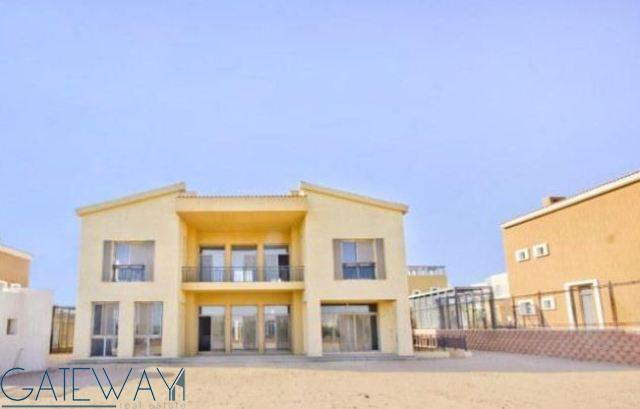 Unfinished Villa For Sale in Allegria - Cairo Alex Road
