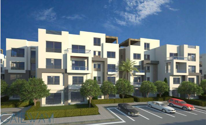 Garden Duplexes, Typical Apartments & Penthouses for Sale in Palm Hills - New Cairo  The Village Ave