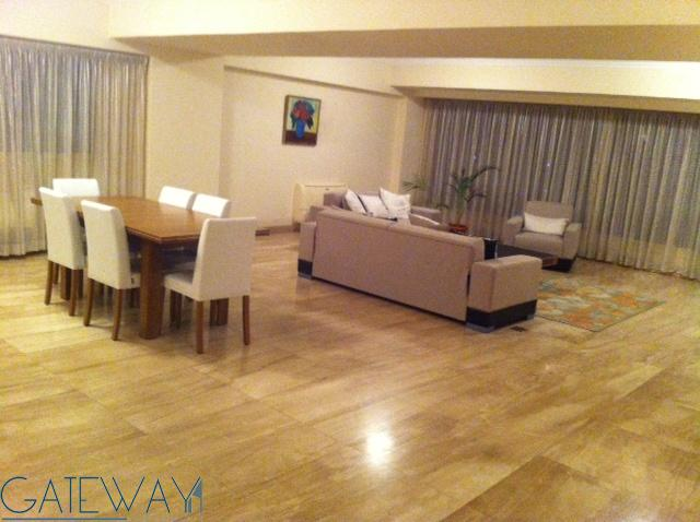 (Ref:4261) Furnished Ground Floor for Rent in Maadi Sarayat