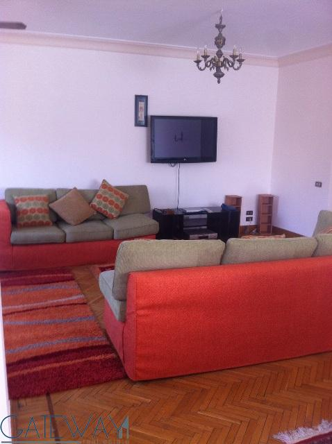 (Ref:4464) Furnished Apartment for Rent in Maadi Degla