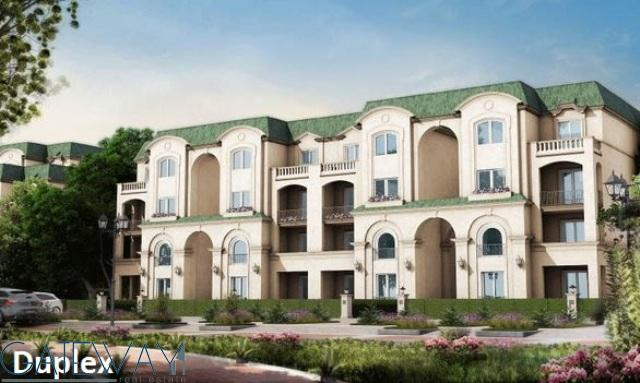 Apartments, Garden Duplexes and Townhouse in L*Avenir ‪- New cairo ( New Compound )