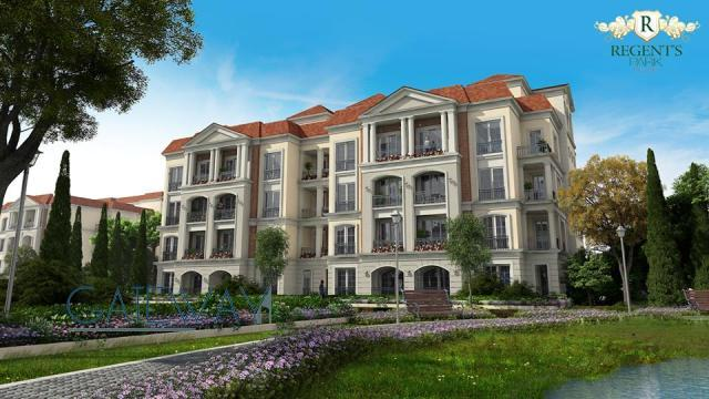 Apartments, Duplexes, Penthouses and Commercial Stores for Sale in Regents Park Compound