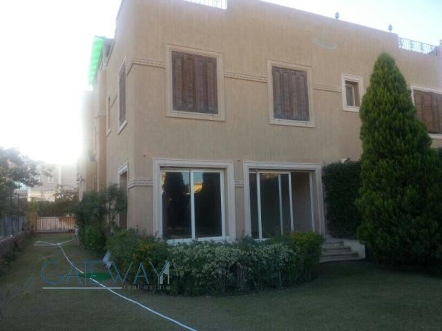 Town House For Sale in Tara Compound with Private Garden