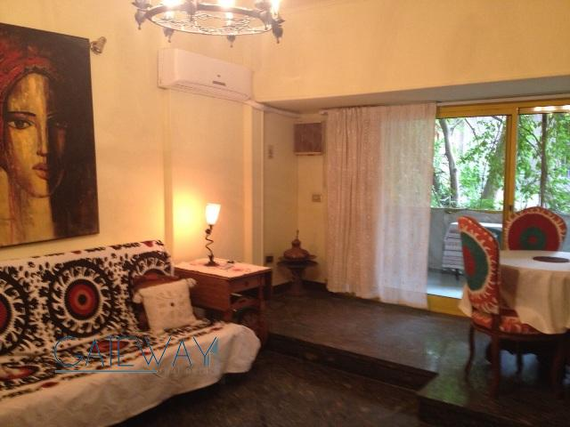 Fully Furnished Studio For Rent in Mohandseen