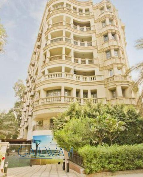 Furnished Apartment for Sale in Maadi Sarayat