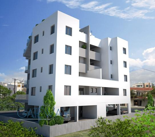 Apartments for Sale in Salt Lake Residence - Larnaca - Cyprus