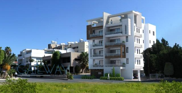 Apartments for Sale in Mariam Suites - Larnaca - Cyprus.