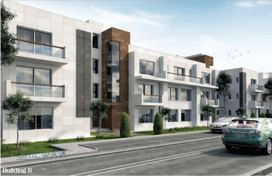 Apartments, Duplexes, Penthouses, Twin houses and Villas in Soleya Compound