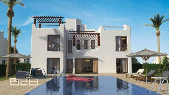 Apartments , Twin villas , Villas in Joubal North Coast , El Gouna