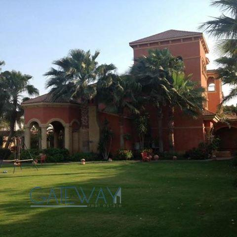 Furnished Villa for Sale in Wady Yemeen-Solaymania Golf - October