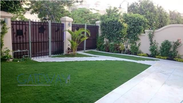 Furnished Villa for Sale in El Patio El Shorouk Compound with Private Garden.