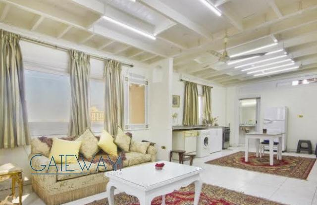 Furnished Penthouse for Rent in Mohandseen