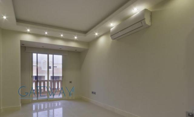 (Ref:5137) Semi-Furnished Service Apartment for Rent in New Cairo