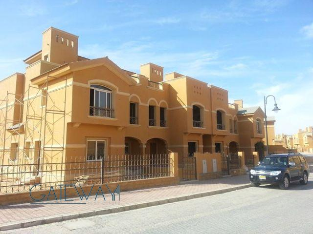 Semi-Finished Villa for Sale in Dyar Compound - New Cairo