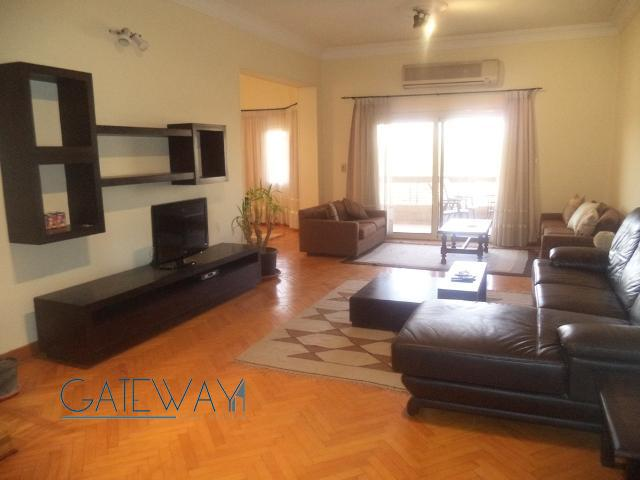 ( Ref:5153 ) Furnished Apartment for Rent in Maadi Sarayat