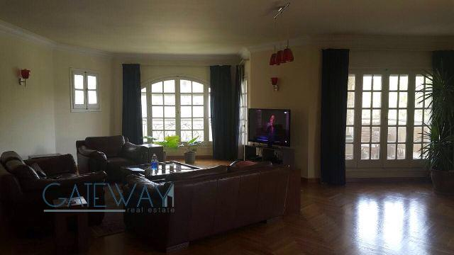 ( Ref:5247 ) Furnished Apartment for Rent in Maadi Sarayat
