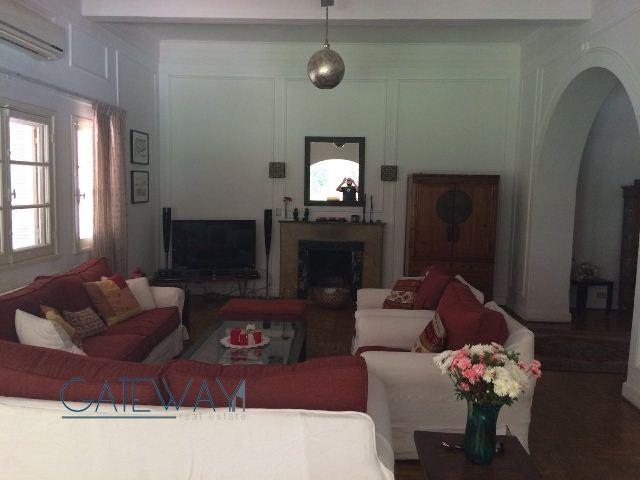 (Ref:5273) Semi-Furnished Villa for Rent in Maadi Sarayat