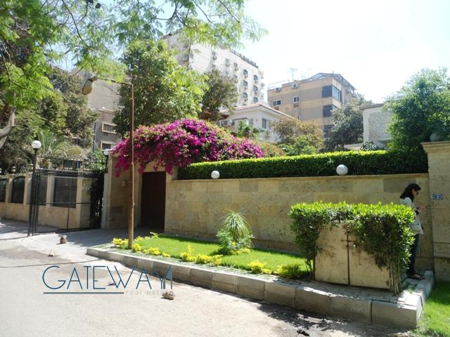 (Ref:5337) Semi-Furnished Villa for Rent in Maadi Degla
