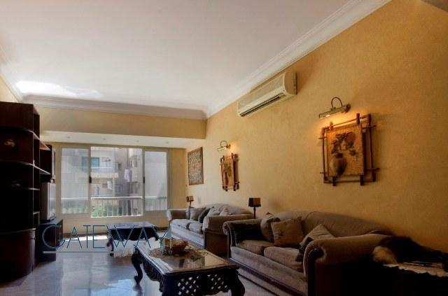 (Ref:5360) Semi-Furnished Apartment for Sale in Heliopolis